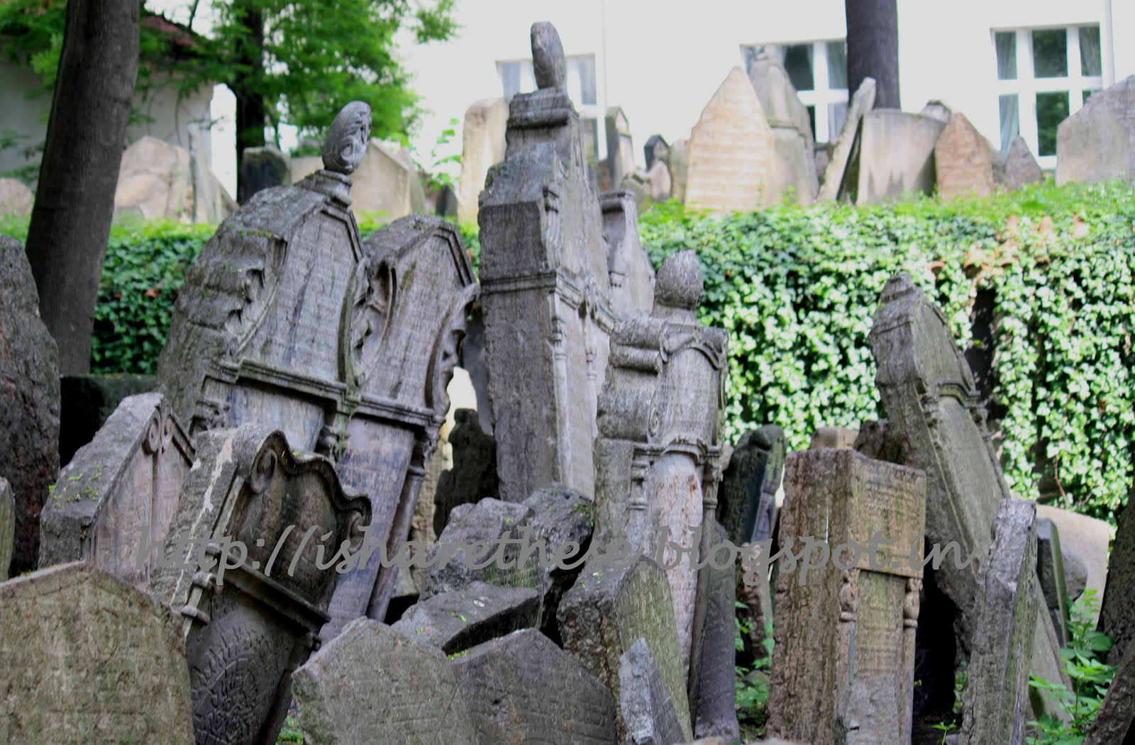 Visit To Old Jewish Cemetery, Prague, Czech Republic