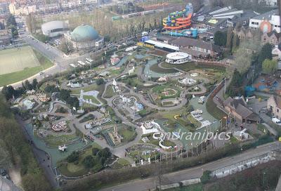 Visit to Atomium Brussels