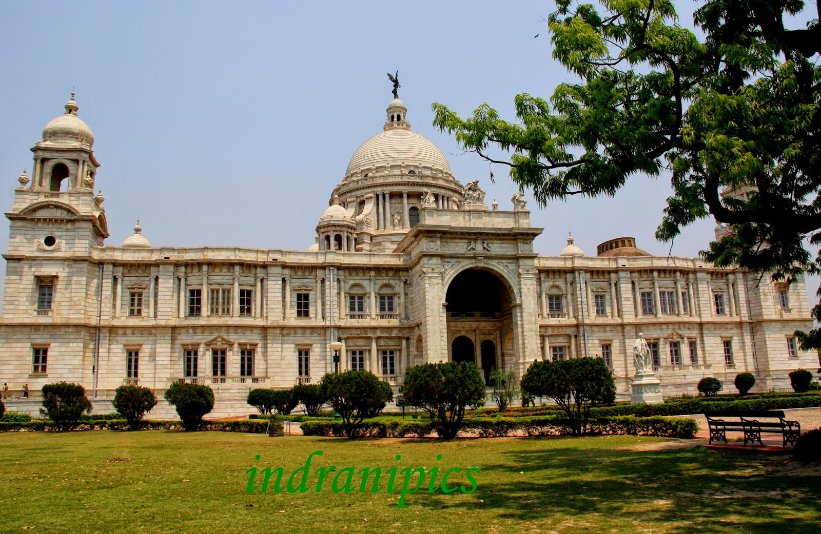 Visit Victoria Memorial Hall A Landmark Of Kolkata I Share