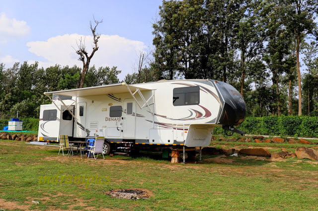 Camping Trailer in Karnataka
