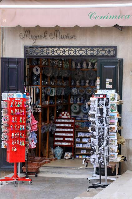 Streets of Granada Souvenirs