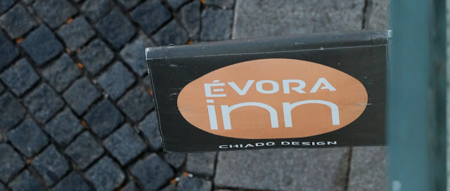 Stay in Evora Inn Chiado Design