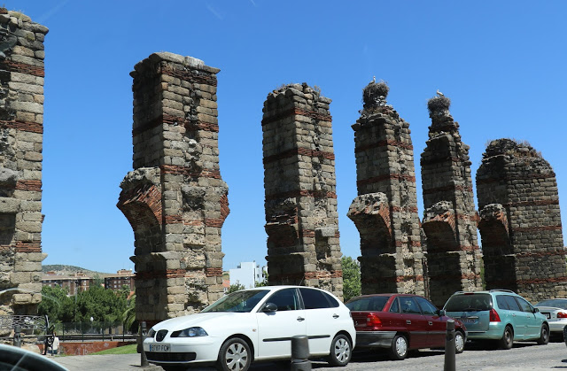 Roman Aqueduct of Merida