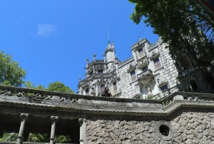 Sintra Moorish castle 2