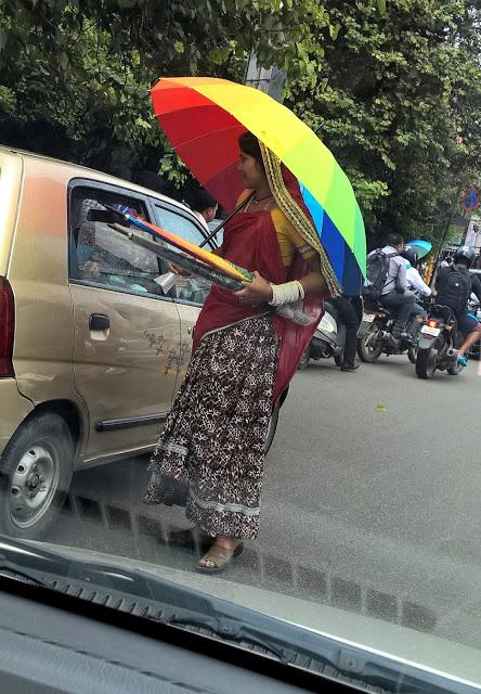 Umbrella wordless