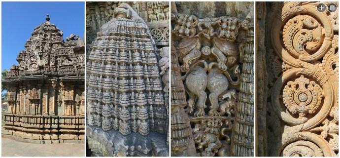 Amrutheshwara Temple 1 Indrani