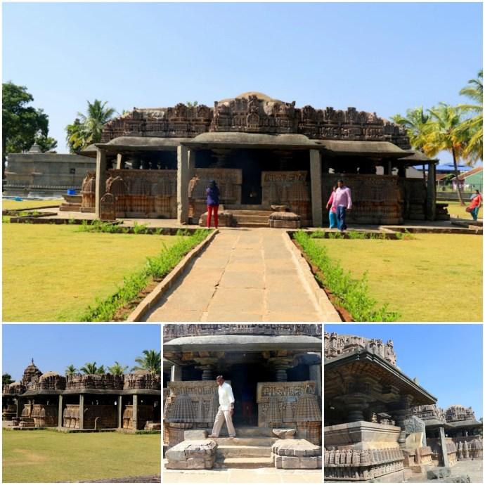 Amrutheshwara Temple 2 Indrani