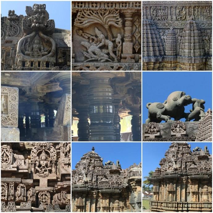 Amrutheshwara Temple 3 Indrani