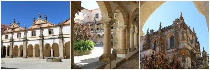 Convento de Cristo Tomar Cloister 2