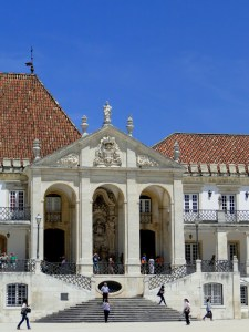 University of Coimbra Facade