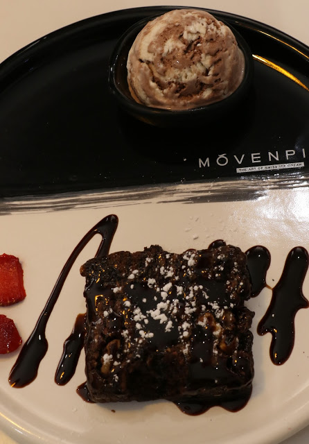 Movenpick Brownie