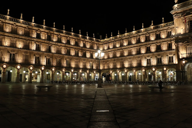 Plaza Mayor Spain
