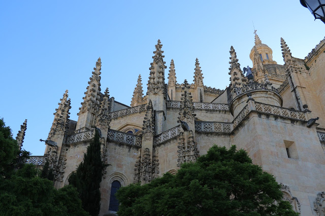 Alcazar must see attraction of Segovia 3