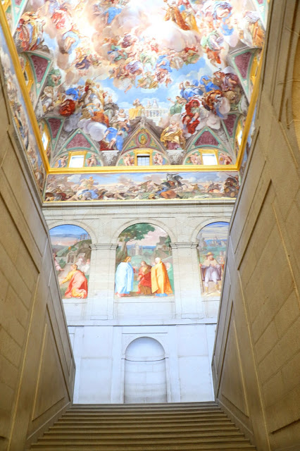 El Escorial interiors 2