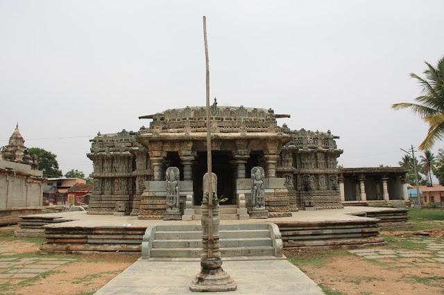 Lakshminarasimha Temple Javagal 2