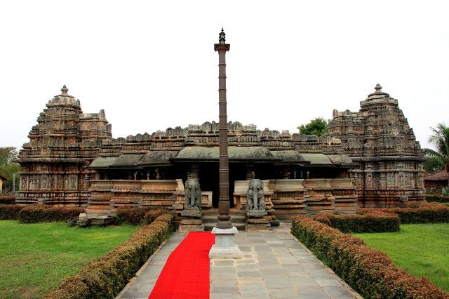 Veeranarayana Temple Belavadi 1