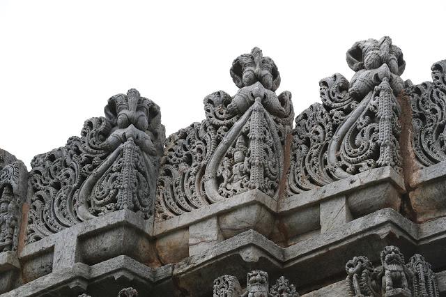 Veeranarayana Temple Exteriors 7