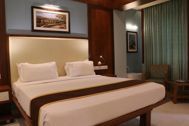 Panaji Residency Hotel rooms , Goa