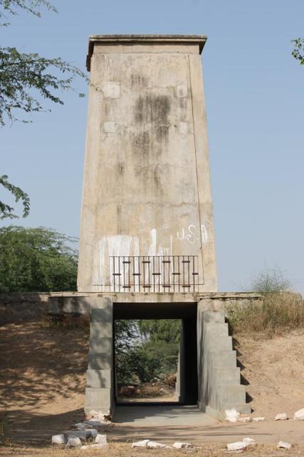 Cenotaph at Khejarli