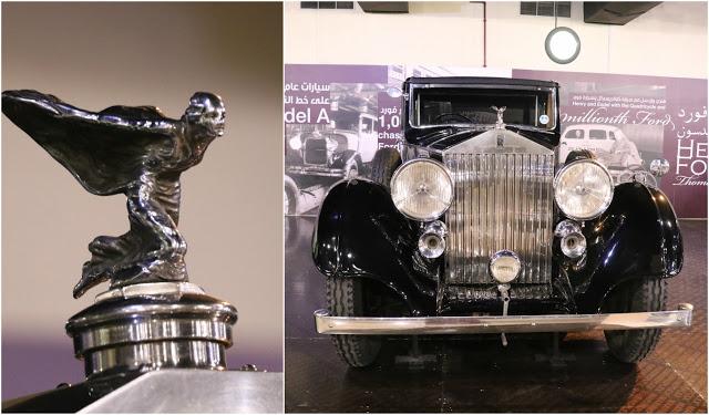 Classic Cars Museum Rolls Royce