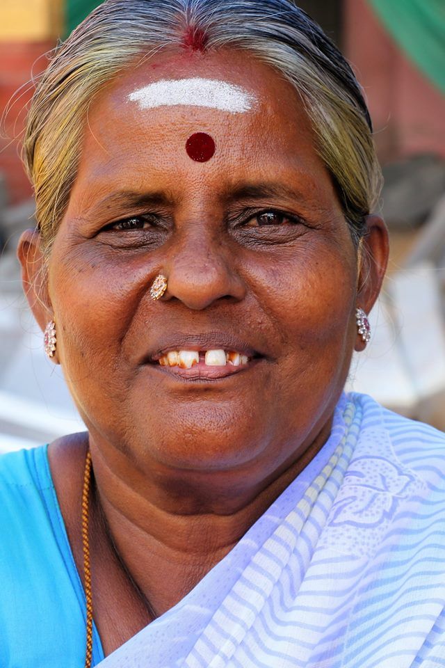 Faces of India Srirangam Tamil Nadu
