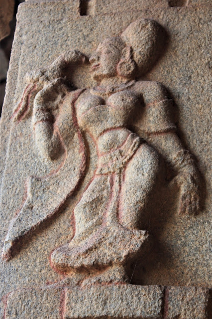 Hairstyles in Ancient Indian Sculptures Hampi