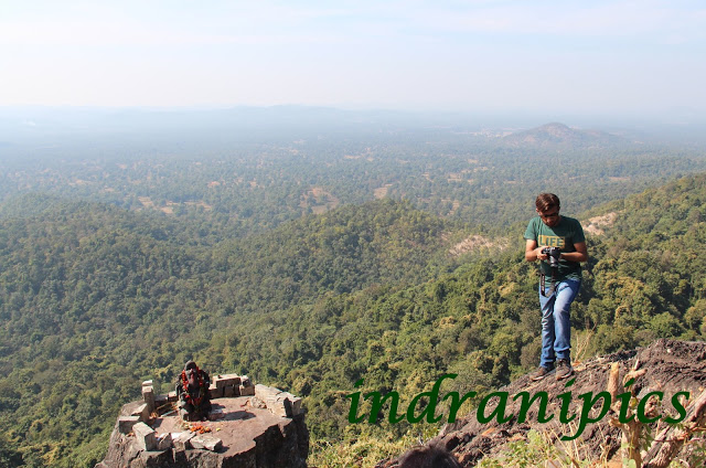 Jeet Singh Arya at Dholkal