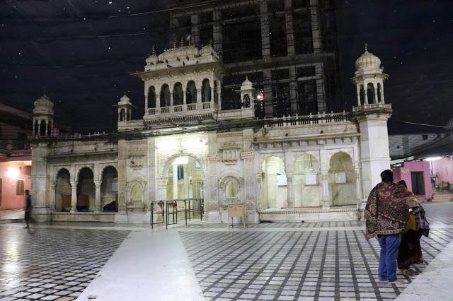 Karni Mata Temple Facade