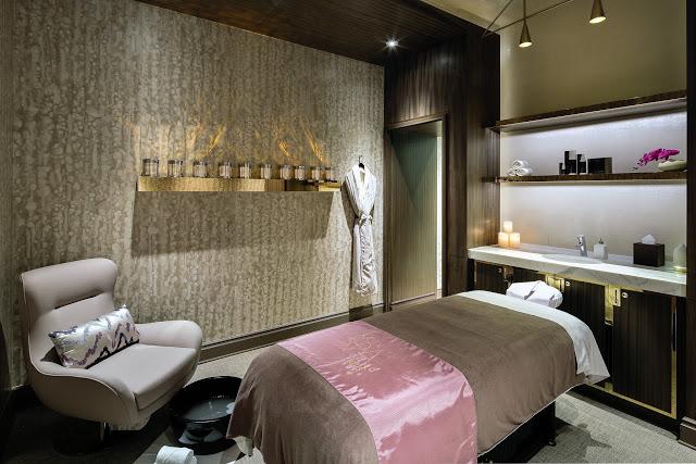 Spa in Parisian Macao