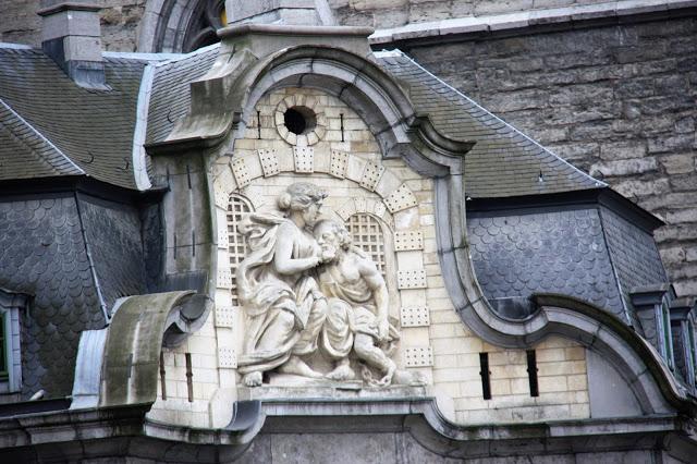 Mammelokker of Belfry of Ghent