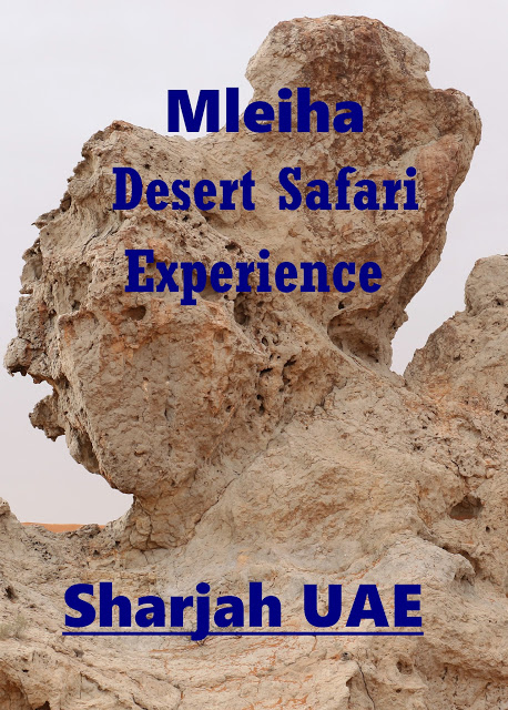 Mleiha Desert Safari Sharjah UAE