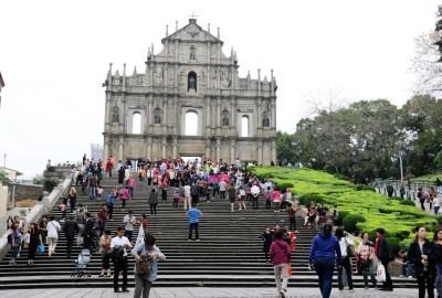 Must see places in Macau