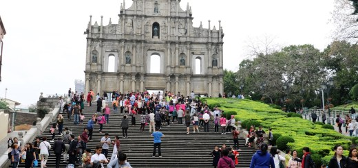 Must see places in Macau