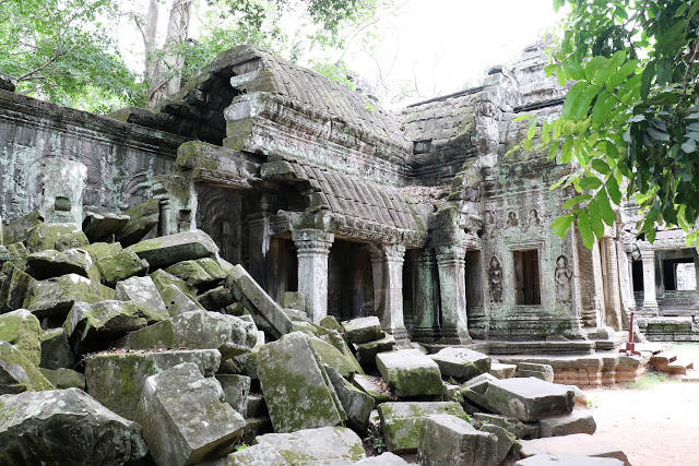 Ruins of Ta Phrom Temple