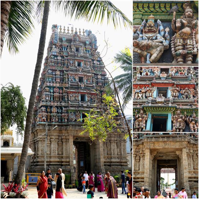 someshwara-temple-halasuru-gopuram