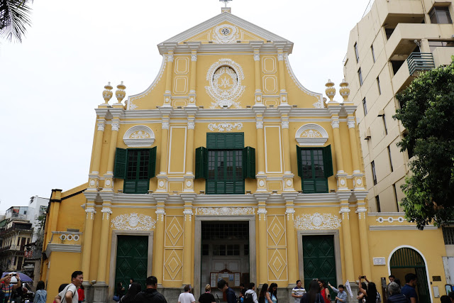 St. Dominic's Church Macau