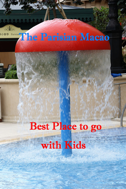 The Parisian Macao is the Best Place to go with Kids