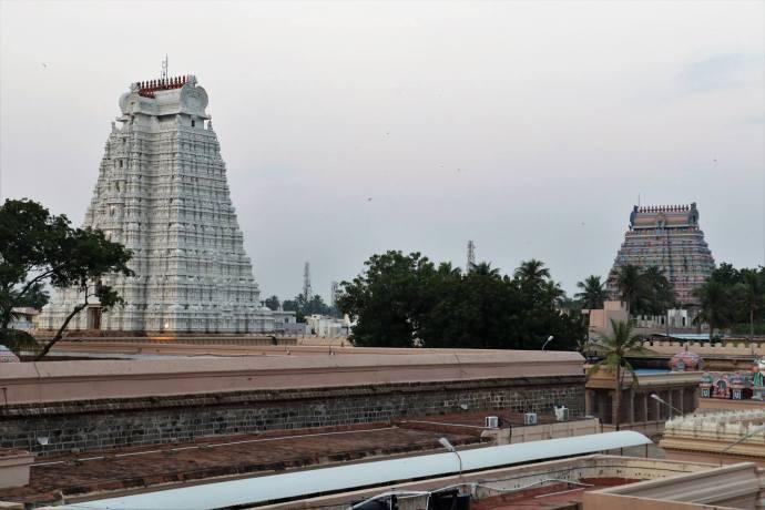 Vellayi Gopuram Srirangam Tamil Nadu