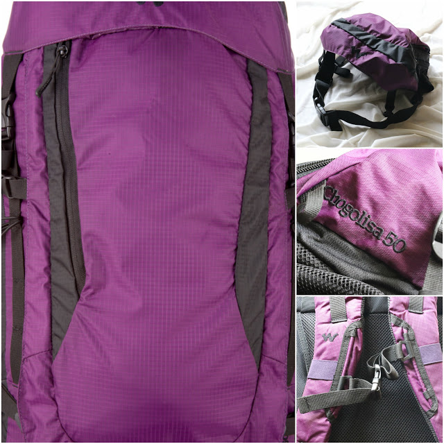 Women's Rucksack from wildcraft