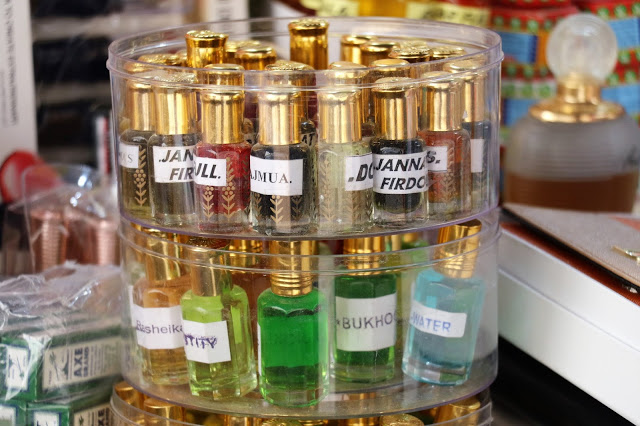 Perfumes from Sharjah