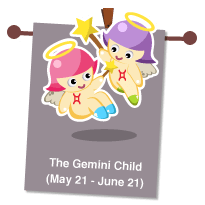 The Gemini Child