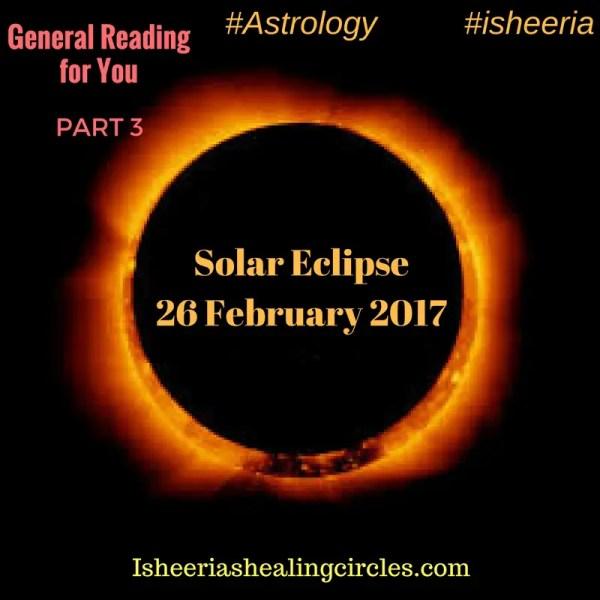 Solar Eclipse – 26 February 2017 – Part 3