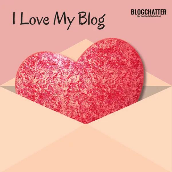 #BlogLove – My Valentine  2017