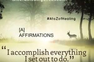 Affirmations with IsheeriasHealingcircles.com