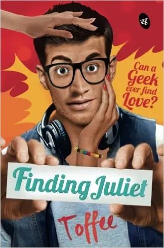 Finding Juliet - Book Review - #isheeria