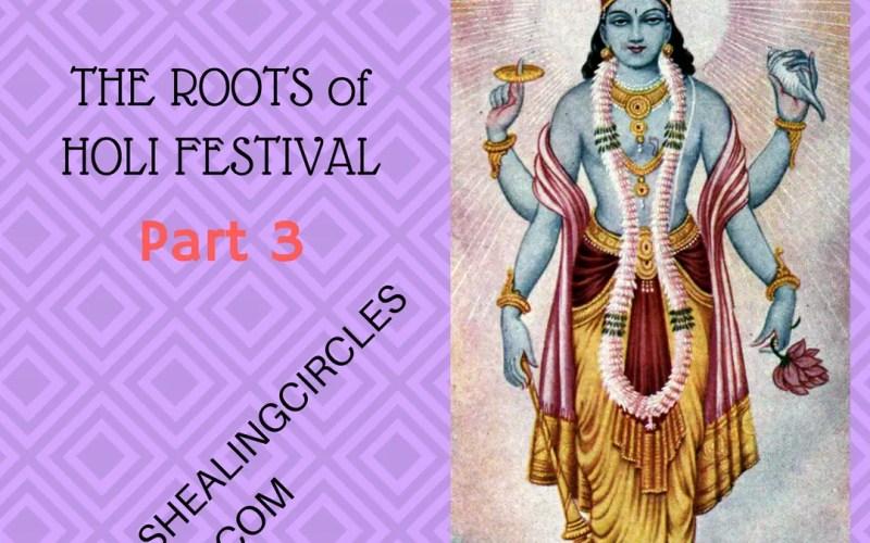 Holi Festival- Isheeria