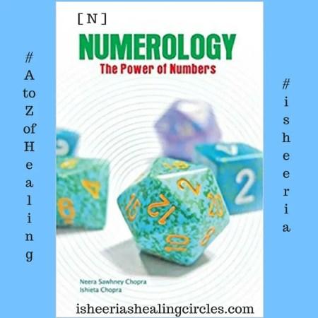 numerology - isheeria - isheeriashealingcircles.com