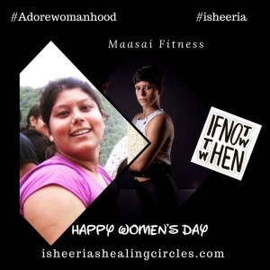 Isheeria Maasai Fitness Adore Womanhood