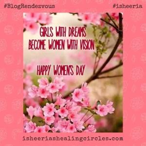 womens day isheeria