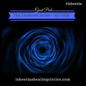 Aether element isheeria
